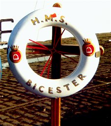 H.M.S. Bicester, M36