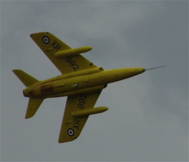 Folland Gnat display team, RAF Waddington 6th July 2014. Image dedicated to my Dad, who loved these aircraft.