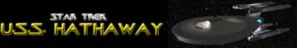 Click here for the USS Hathaway fanfilm.