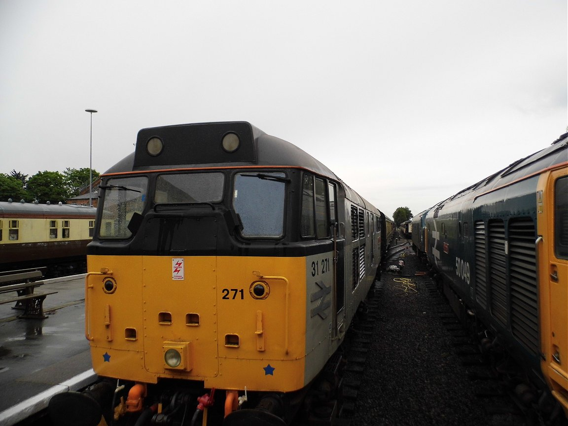 60009 Union of South Africa, Sat 28/12/2013.